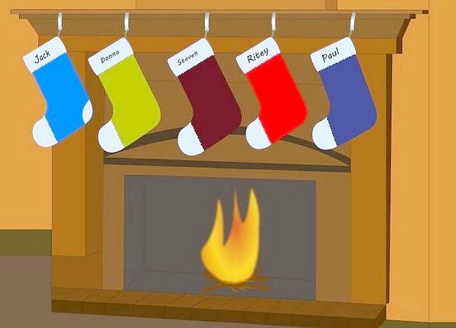 Imaginea intitulată Decorați-vă casa la Crăciun Pasul 2