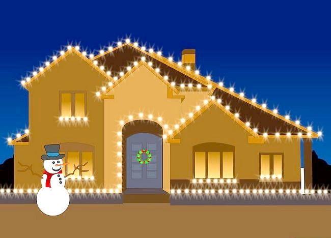 Imagine cu titlul Decorați-vă casa la Crăciun Pasul 6