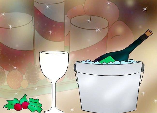 Imagine cu titlul Decorați o masă de Crăciun Pasul 6