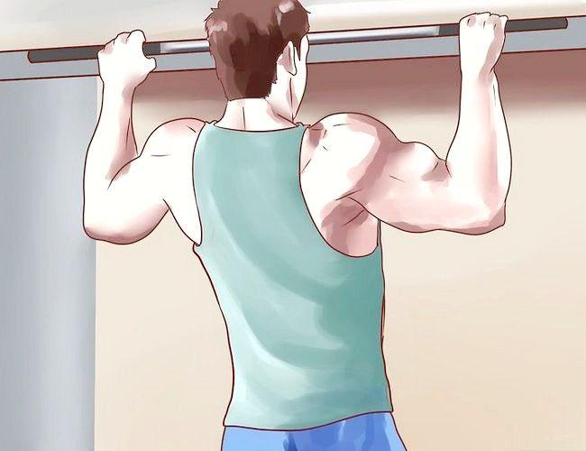 Cum să dezvoltați mușchii din corpul superior