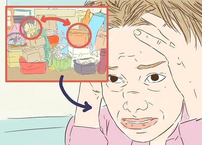 Imaginea intitulată Diagnosticul tulburării de îngrămădire Pasul 6