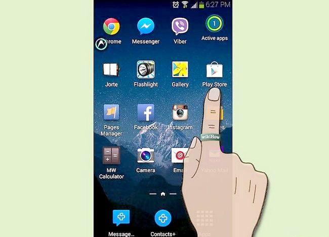 Cum de a reduce rezoluția dispozitivului Android