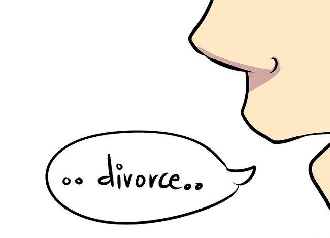 Imagine intitulată Spuneți soțului dvs. că doriți un pas de divorț 8