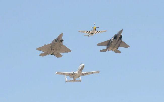 Înțelegerea nomenclaturii aeronavelor militare americane