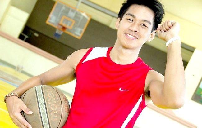 Imagine intitulată Play Basketball Well, fără a fi atletic Pasul 5