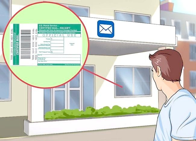Cum să trimiteți o scrisoare înregistrată în SUA