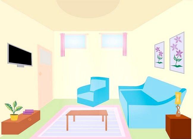 Imaginea intitulată Alegeți iluminarea adecvată pentru un subsol Pasul 1Bullet2