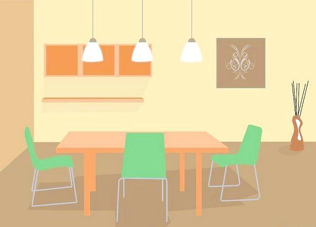 Imaginea intitulată Alegeți iluminarea adecvată pentru un subsol Pasul 2