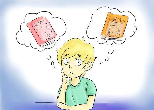 Cum sa alegi o carte buna pentru o carte (scoala primara)