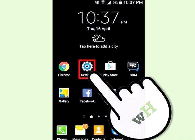 Cum să preveniți aplicațiile care încep din Boot Android