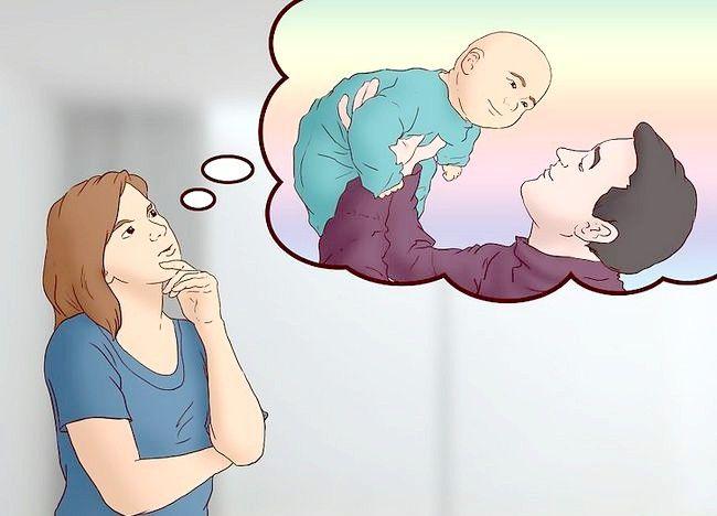 Imaginea intitulată Discutați cu soțul / soția despre faptul că aveți copii Pasul 1