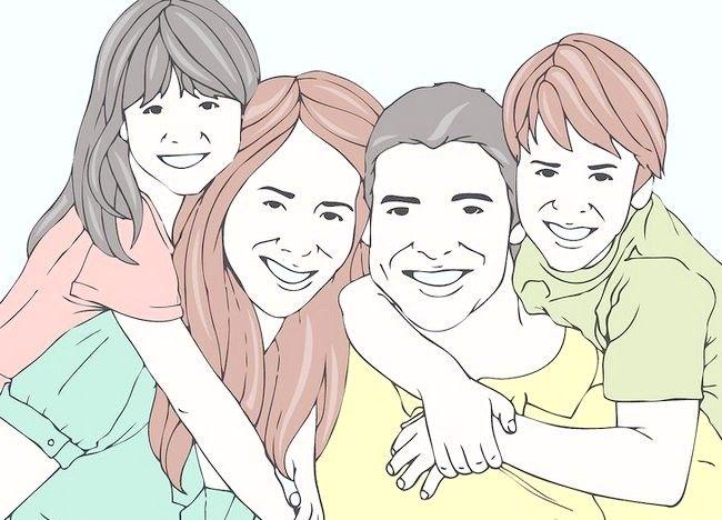 Cum să vorbești membrii familiei în limba spaniolă