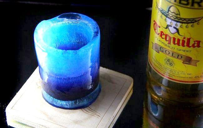 Imagine intitulată Faceți ochelari de sticlă înghețată Pasul 6