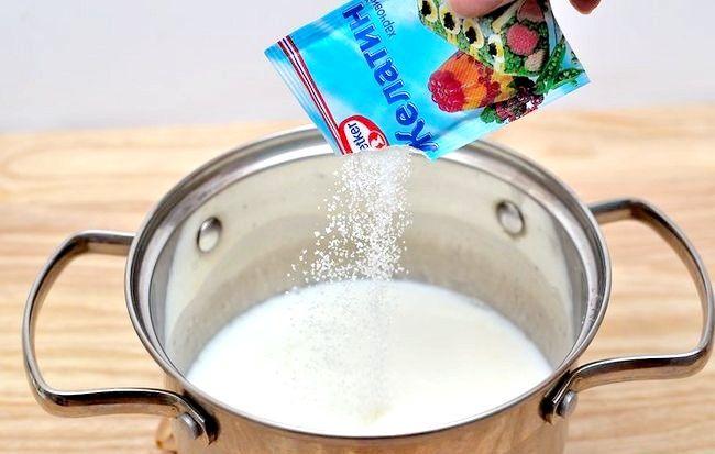 Imagine intitulată Make Candy Porridge Jello Shots Pasul 10