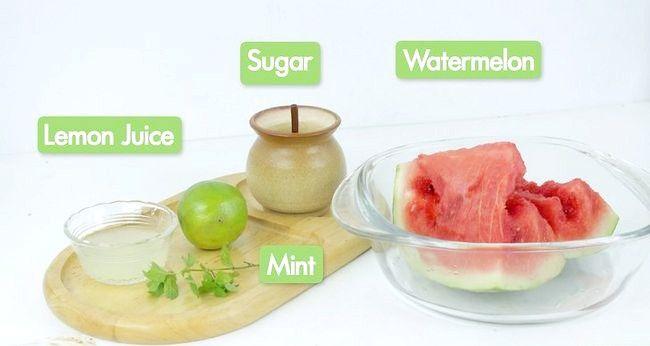 Imagine cu denumirea Suc de pepene verde Pasul 6