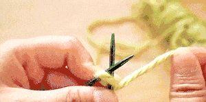 Cum sa faci un cablu de tricotat