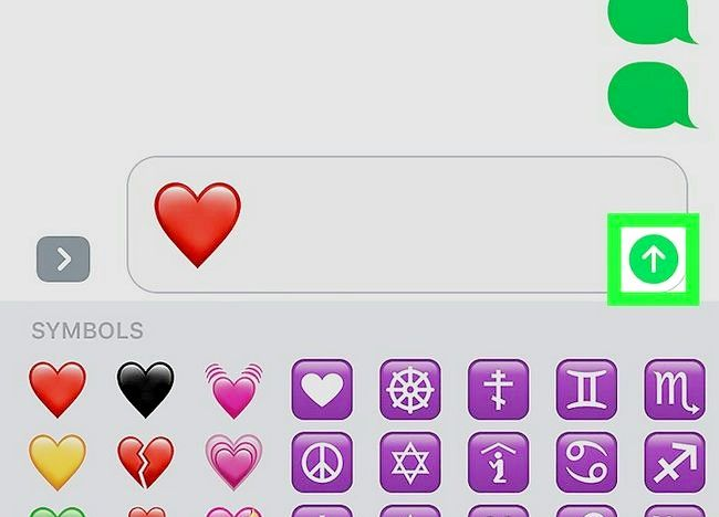 Imaginea intitulată Faceți un simbol inimii pe iPhone sau iPad Pasul 6