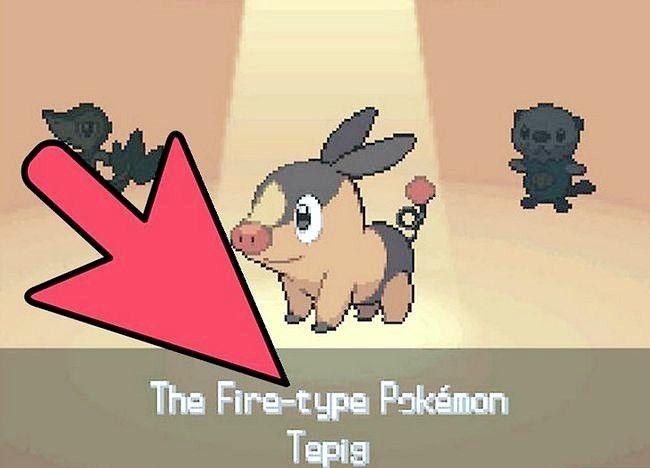 Imaginea intitulă Efectuați o echipă echilibrată a echipei Pokemon alb-negru Pasul 2