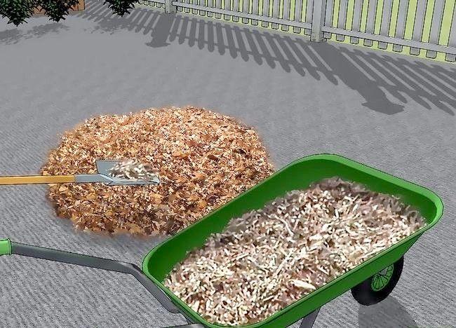 Imaginea intitulă Make Mulch Step 7