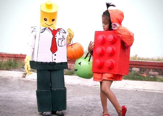 Imagine cu titlul Faceți un costum LEGO Step 12Bullet1
