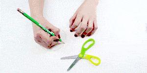 Cum sa faci o floare EVA