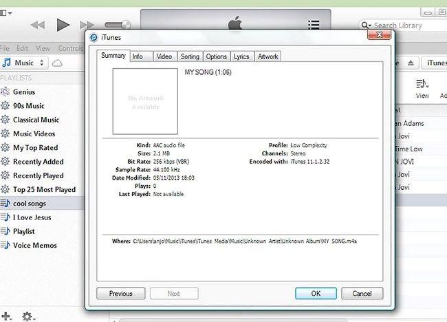 Imaginea intitulată Înregistrați-vă propriile cântece pentru iPod-ul dvs. Pasul 10