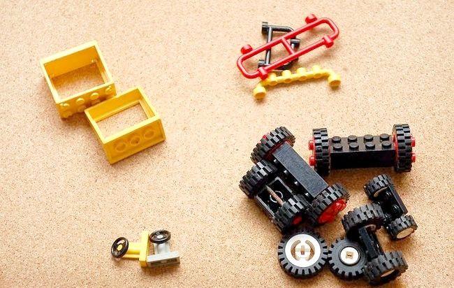 Imaginea intitulată Sortați și păstrați LEGO Toys Step 5