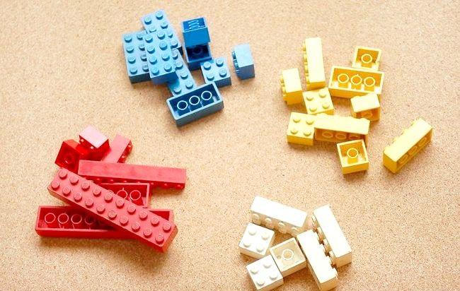 Imagine intitulată Sortați și păstrați LEGO Toys Step 6