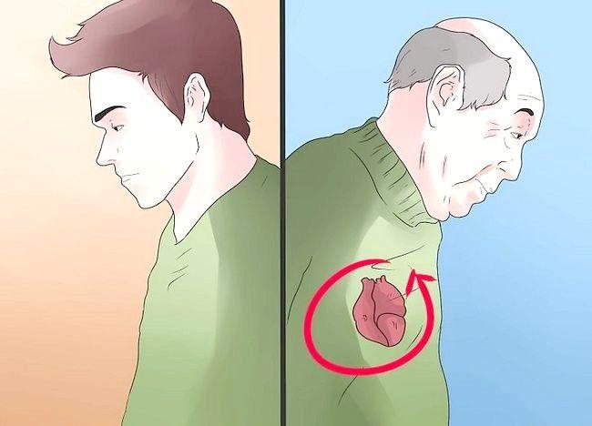 Imaginea intitulată Simptome la fața locului a bolii coronariene Pas 5