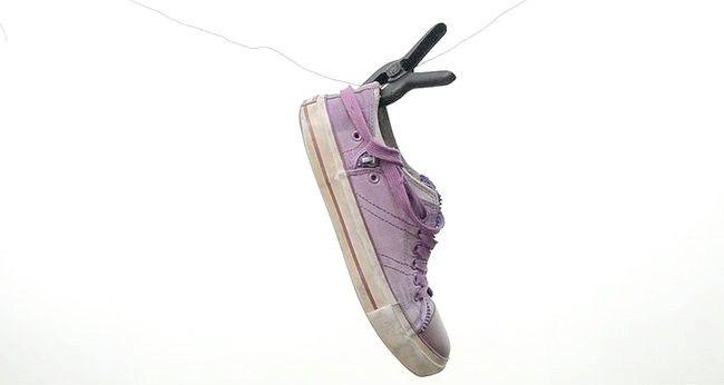 Imaginea intitulată Obțineți pantofi de vopsea de pe panza Pasul 17