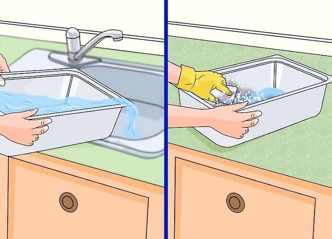 Imaginea intitulată Curățarea unei friteuze profunde Pasul 11