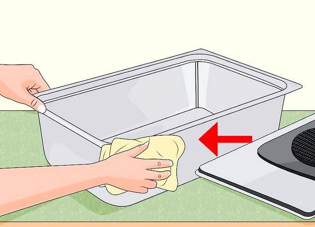 Imaginea intitulată Curățarea unei friteuze profunde Pasul 5