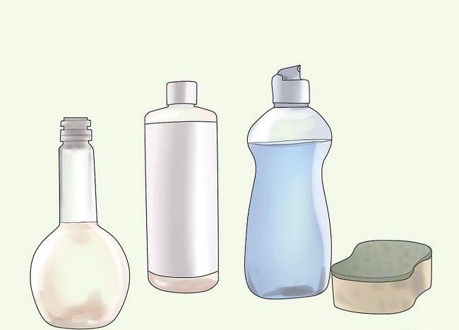 Imaginea intitulată Curățați un chiuveta de granit Pasul 2