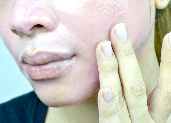 Imaginea intitulată Curăță pielea grasă Pasul 3