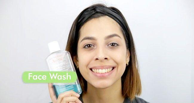 Imaginea intitulată Păstrați-vă fața curată Pasul 2