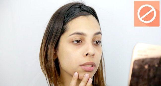 Imaginea intitulată Păstrați-vă fața curată Pasul 6