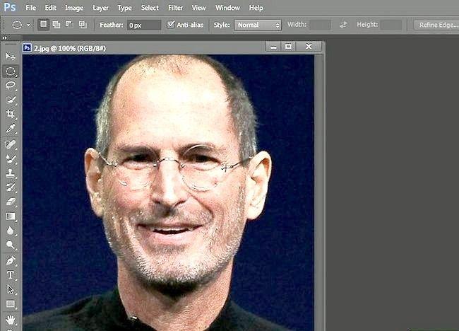 Cum se amestecă chipurile în Adobe Photoshop