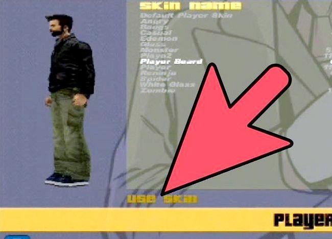 Imagine intitulată Schimbarea de skin-uri în Grand Theft Auto 3 și Vice City Step 8