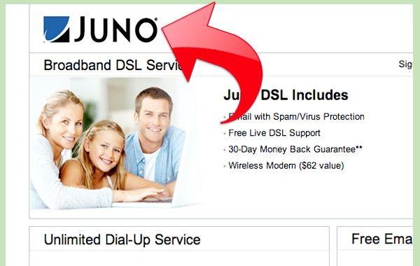 Cum se ajunge gratuit la serviciul dial-up folosind Juno