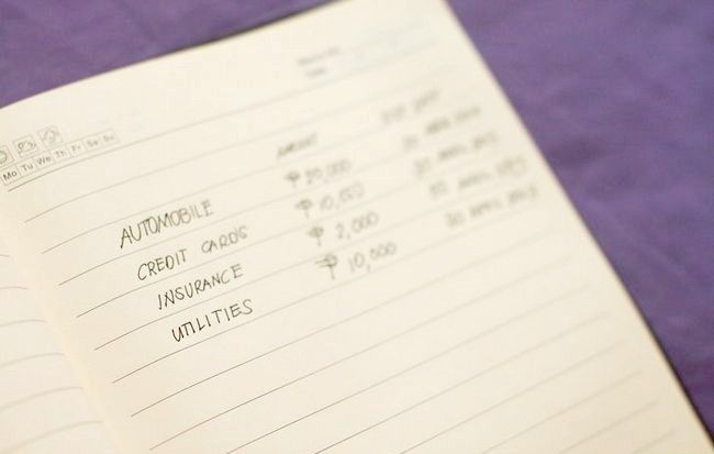 Cum să organizați cheltuieli