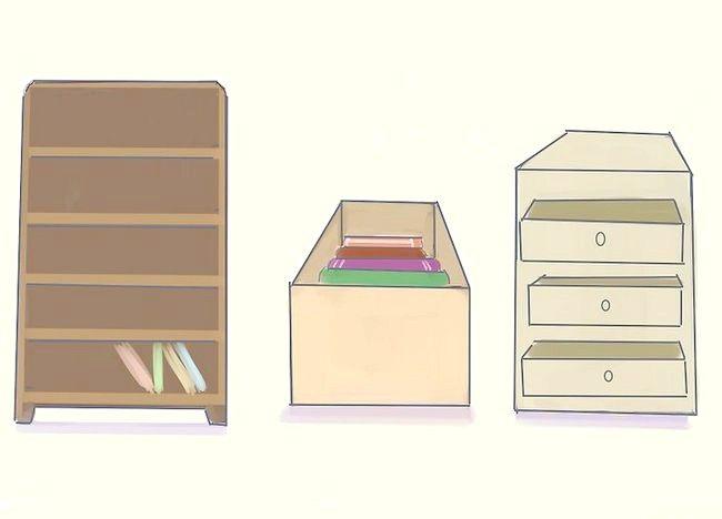 Imaginea intitulată Curățați dormitorul dvs. aglomerat și redecorați-l Pasul 15