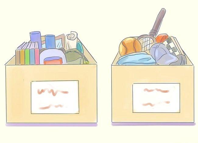 Imaginea intitulată Curățați dormitorul dvs. aglomerat și redecorați-l Pasul 5