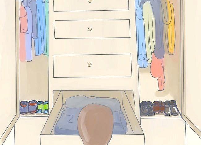 Imaginea intitulată Curățați dormitorul dvs. aglomerat și redecorați-l Pasul 6