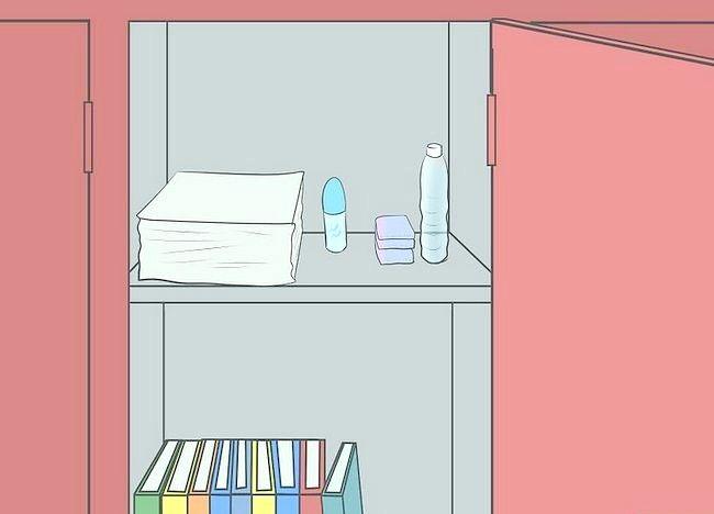 Imaginea intitulată Organizează lăcașul în școala de mijloc (fete) Pasul 3