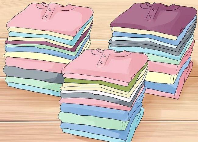 Imaginea intitulată Organizați garderoba dvs. Pasul 2