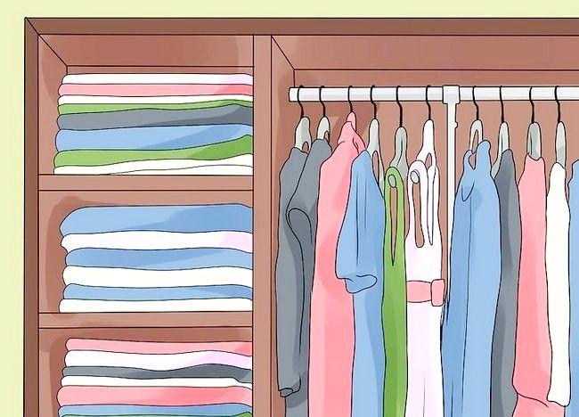 Imaginea intitulată Organizați dulapul dvs. Pasul 5