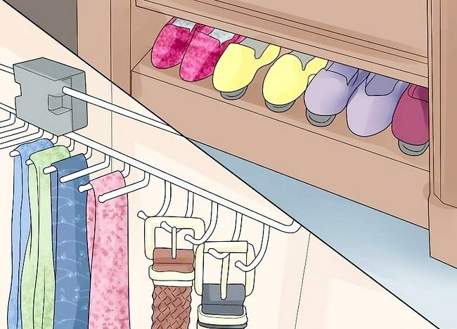 Imaginea intitulată Organizați garderoba dvs. Pasul 6