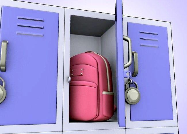 Imaginea intitulată Organizați-vă sacul, liantul și blocatorul Pasul 14