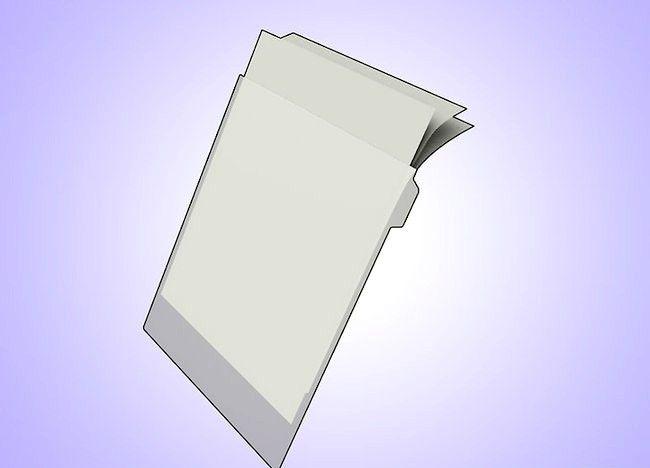 Imaginea intitulată Organizează punga, binderul și încuietoarea Pasul 9