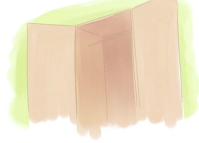 Imaginea intitulată Organizați un mic dulap Pasul 1